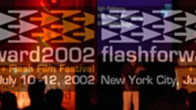 Image for: Flash Forward 2002 - New York