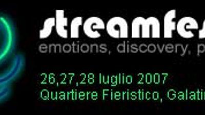 Image for: LPM 2007 @ Streamfest Salento new media festival