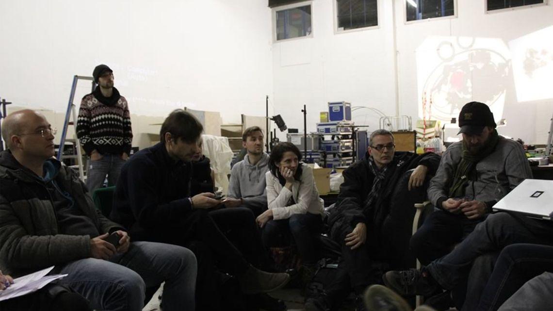 First AVnode meeting
