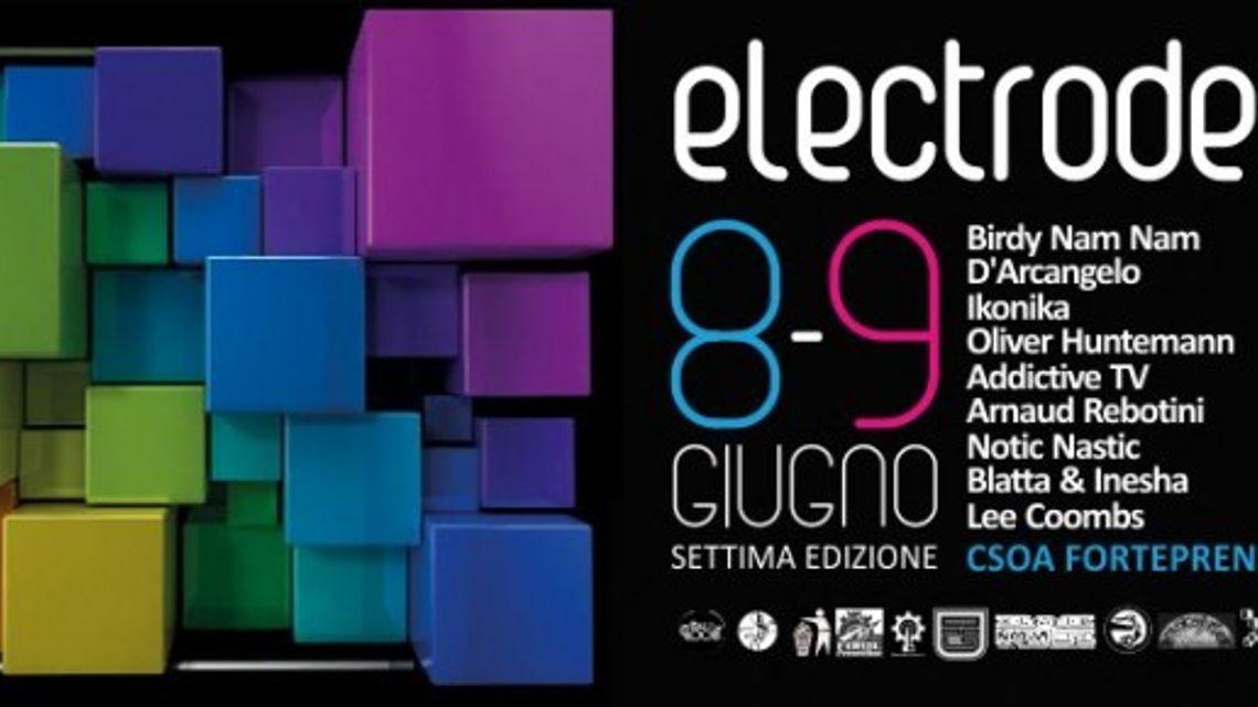 LPM 2012 Rome | Electrode 12