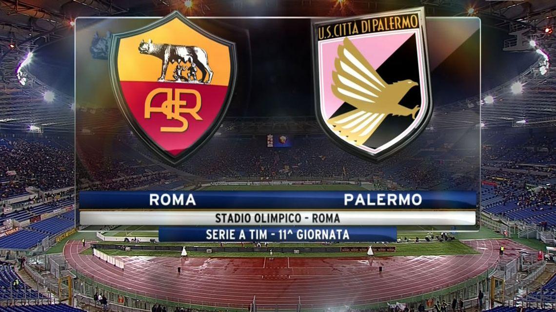 Roma – Palermo