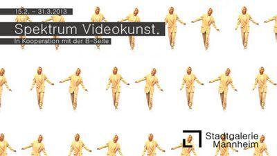 B-Seite@Spektrum Videokunst