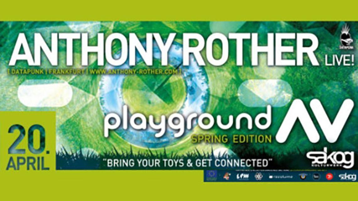 Playground AV 2013 I Kick Off Event