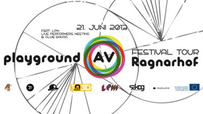 LPM 2013 Wien | Playground AV Festival