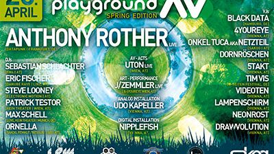 LPM 2013 Trimmelkam | Playground AV – Anthony Rother