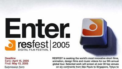 Image for: LPM 2005 @ ResFest Roma