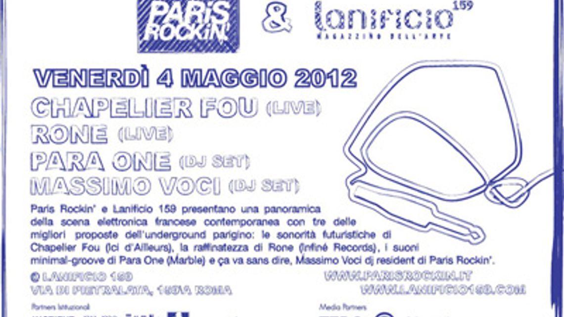 LPM 2012 Rome   Rone + Para One Suona Francese
