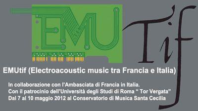 Image for: LPM 2012 Rome | Emutif Suona Francese