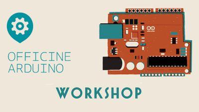 Workshop\Residenza Arduino Drawing Machine curato da Officine Arduino