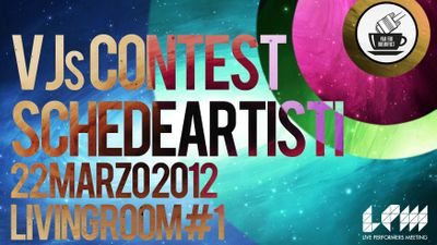 Image for: LPM 2012 Rome | Living Room VJs Contest