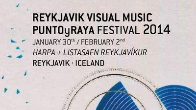 Reykjavík Visual Music | Punto y Raya Festival