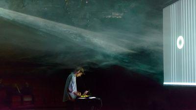Spatial sound and lights using Reaktor, Arena, DMX Workshop