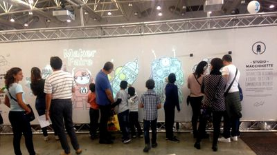Image for: Studio Macchinette – Maker Faire