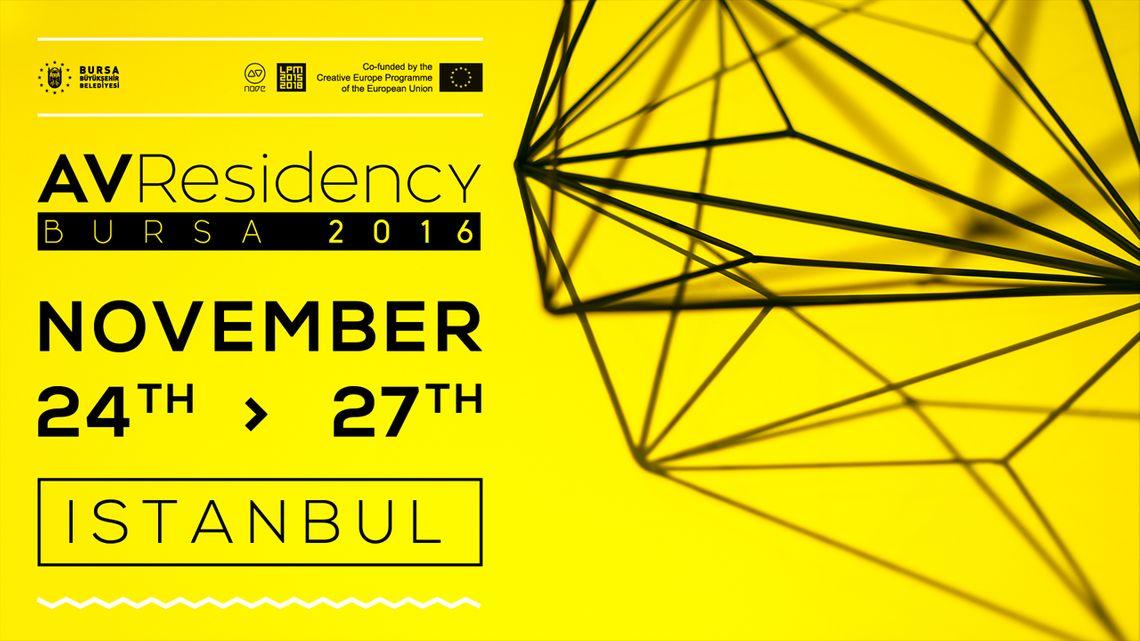 Istanbul AV Residency 2016 | LPM 2015 > 2018