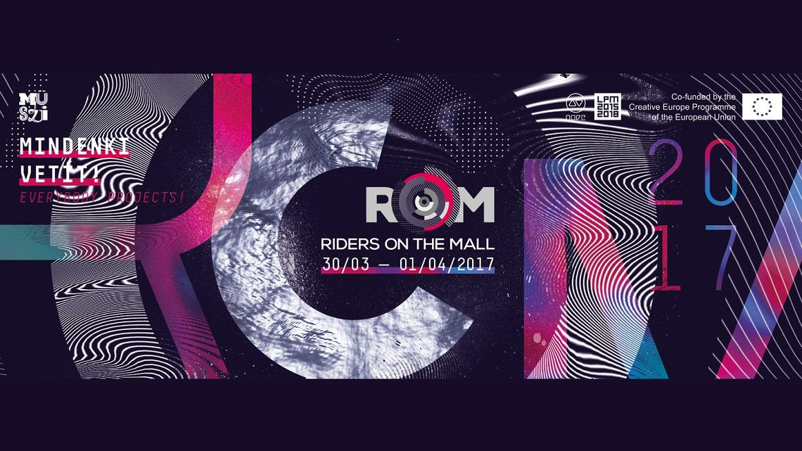 ROM Riders On the Mall 2017 | LPM 2015 > 2018