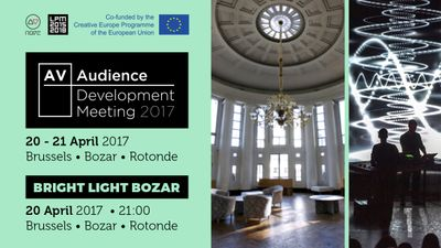 AV Audience Development Meeting 2017 | LPM 2015 > 2018