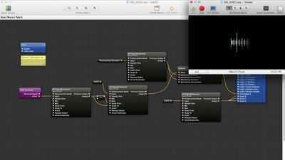 Programación aplicada al live AV Quartz Composer