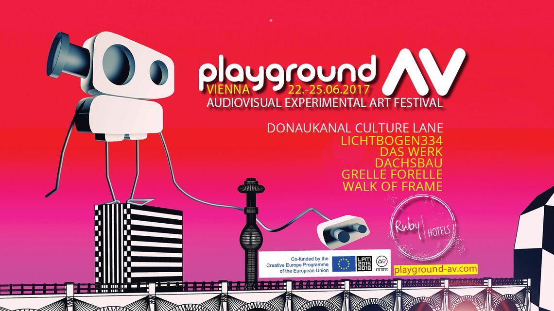 Playground AV Festival 2017 | LPM 2015 > 2018