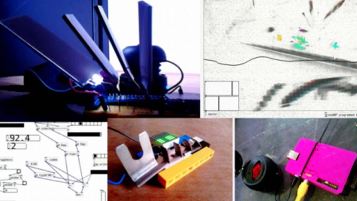 Automatismes Creatius amb RaspberryPi