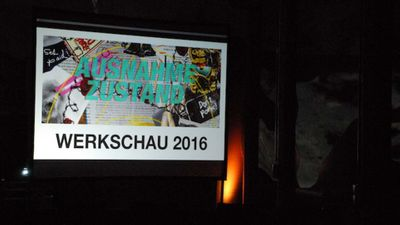 Schmiede Werkschau 2016