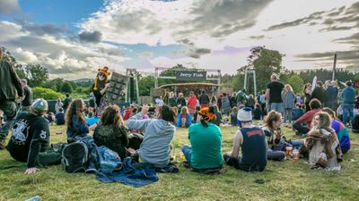 Knockanstockan Independent Music and Arts festival