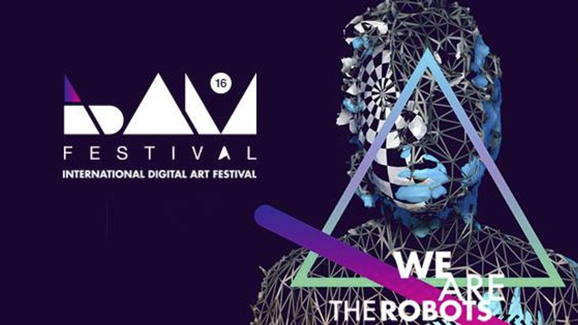 BAM Festival #3 • We Are The Robots