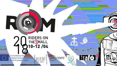 ROM – Riders On the Mall 2018 | LPM 2015 > 2018