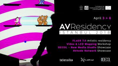 Istanbul AV Residency 2018 #1 | LPM 2015 > 2018