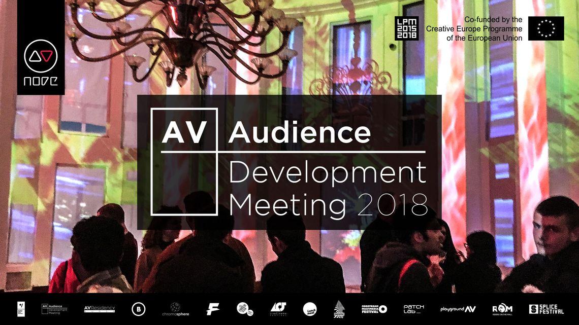 AV Audience Development Meeting 2018 | LPM 2015 > 2018