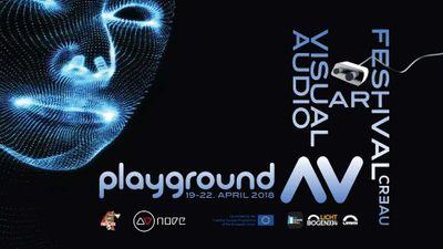 Playground AV Festival 2018 | LPM 2015 > 2018