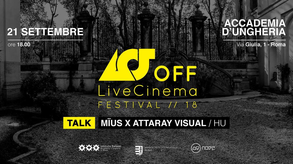 LCF 2018 OFF Accademia d'Ungheria