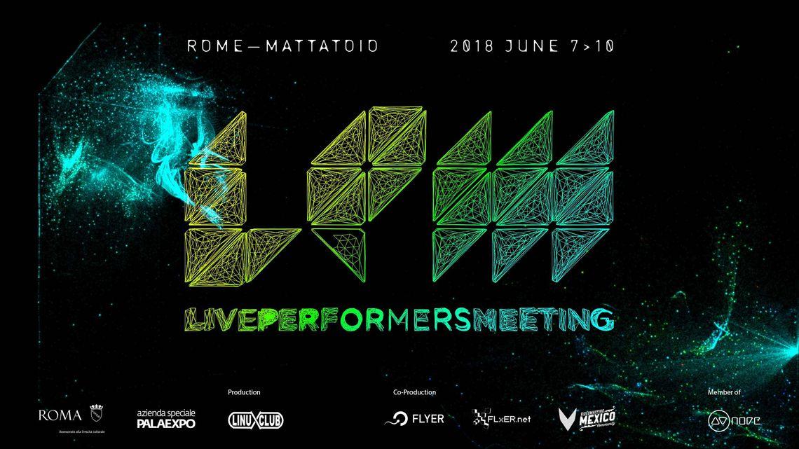LPM 2018 Rome