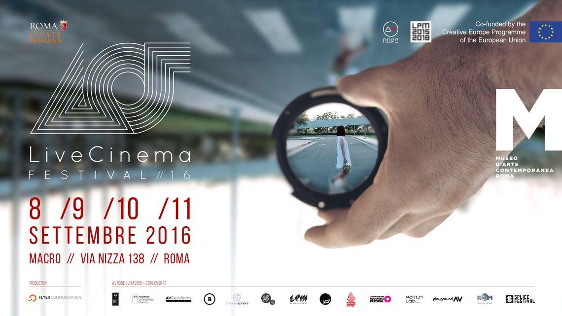 Live Cinema Festival 2016