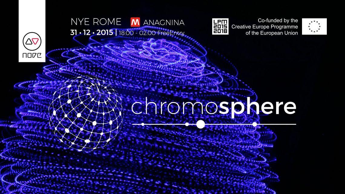 Chromosphere NYE 2016 Rome