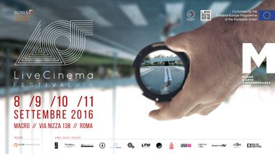 Image for: Live Cinema Festival 2016