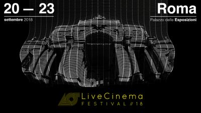 Image for: Live Cinema Festival 2018