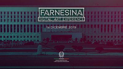 Farnesina: Digital Art Experience