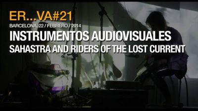 ER...VA#21 Instruments Audiovisuals