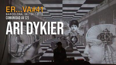 ER VA 41 Comunidad AV. Mytho-Logica, Ari Dykier, Nice Noise