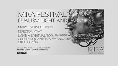 "MIRA and SIMON present ""Dualism: Light and Darkness"""