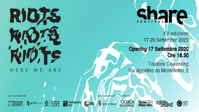 Share Festival XV