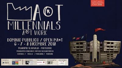 Image for: MILLENIALS A(r)T WORK – MART 2018