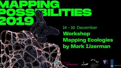 Mapping Ecologies | Workshop by Mark IJzerman