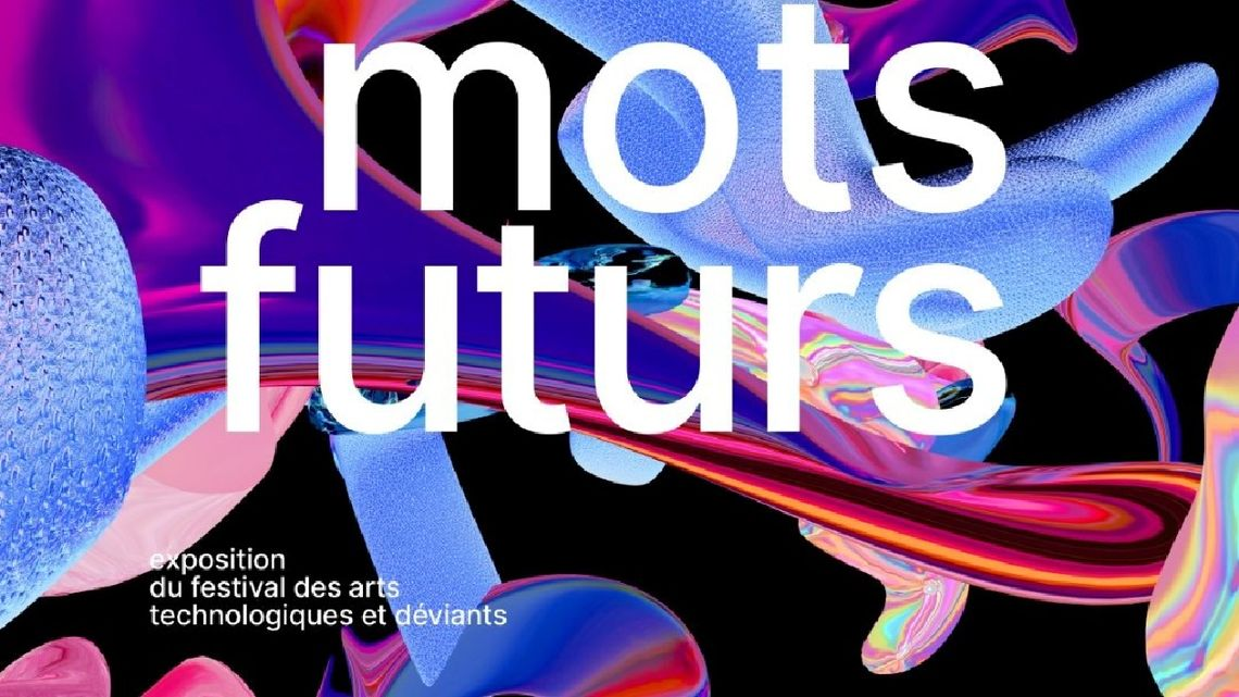 Mapping Festival 2051 Mots Futurs
