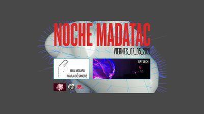Image for: Madatac Electronic Night
