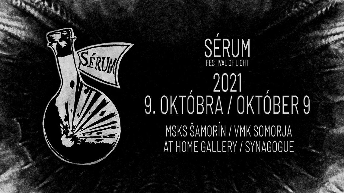 Sérum Festival of Light 2021