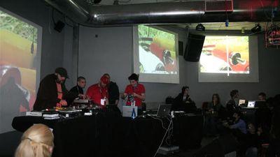 Linux club - indoor