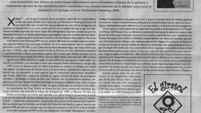 2008 Mex Press Review
