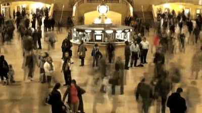 Grand Central Station (HD time lapse) on Vimeo by Panman Productions