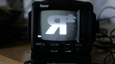 Analog TV transmitter
